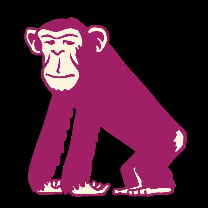 Treeplanting Monkey